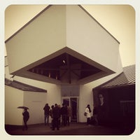 Photo prise au Vitra Design Museum par Daniel C. le4/24/2012