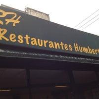 Снимок сделан в Restaurante Humberto's пользователем Pau P. 2/12/2012