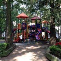 รูปภาพถ่ายที่ Jardin Morelos โดย Clausen เมื่อ 8/15/2012