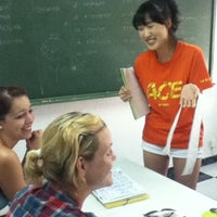 Снимок сделан в Colegio Internacional Alicante, Spanish Language School пользователем Isabel A. 8/21/2012