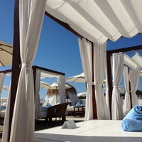 รูปภาพถ่ายที่ Playa Miguel Beach Club โดย Ekaterina D. เมื่อ 8/24/2012