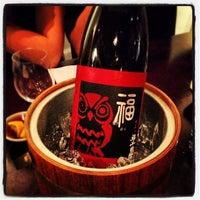 Photo prise au Sake Bar Ginn par Wayland L. le6/22/2012