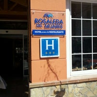 Foto tomada en Hotel Rosaleda del Mijares SPA, Rte & River Club por Ferran G. el 3/18/2012