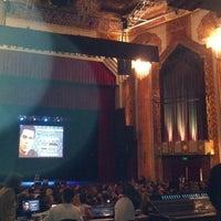 Das Foto wurde bei Paramount Theatre von Diane F. am 12/5/2011 aufgenommen