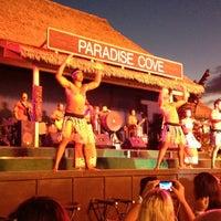 8/12/2012 tarihinde Jacqueline F.ziyaretçi tarafından Paradise Cove Luau'de çekilen fotoğraf