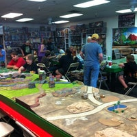 Photo taken at Imperial Outpost Games by Dave R. on 3/25/2012