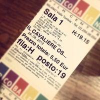 Foto diambil di Cinema Arcobaleno oleh Marco Goran R. pada 8/29/2012