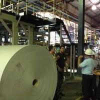Thai Union Paper Industry Co , Ltd , Wangsala Mill - ท่าม่วง