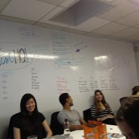 Photo taken at Greatist HQ by Wesley V. on 12/8/2011