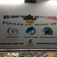 Walmart Supercenter - Big Box Store