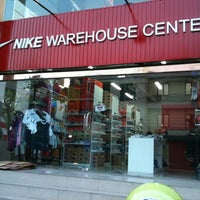 25279c9e9e9313 ... Photo taken at Nike Warehouse Center by Theo N. on 8 29 2011