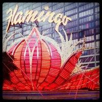 Foto tomada en Flamingo Las Vegas Hotel & Casino por Lisa G. el 2/27/2011