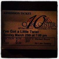 Foto scattata a The Clark Center For The Performing Arts da Michael B. il 3/26/2012