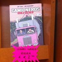 Photo prise au Madrid Comics par Ricardo M. le1/6/2012
