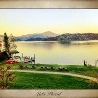 1/1/2012 tarihinde Wil S.ziyaretçi tarafından Lake Placid Lodge'de çekilen fotoğraf