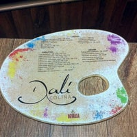 Foto scattata a Dalí Cocina da Diva R. il 7/10/2012
