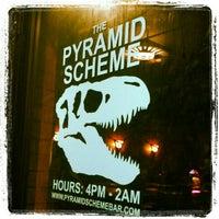 Foto diambil di The Pyramid Scheme oleh Dan C. pada 9/6/2012