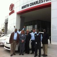 Hendrick Toyota Of North Charleston North Charleston Sc
