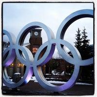 Foto tomada en Olympic Plaza por Jay M. el 2/11/2012