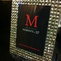 Foto diambil di Marini's on 57 oleh Ju An T. pada 8/10/2012