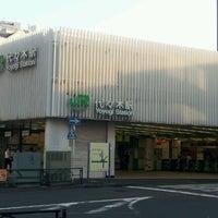 9/6/2012にToshitaka K.が代々木駅で撮った写真