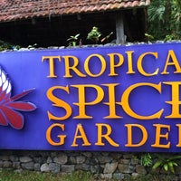 Photo prise au Tropical Spice Garden par Sarona le8/25/2012