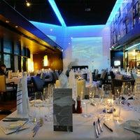 9/6/2011 tarihinde The Athenee Hotelziyaretçi tarafından The Reflexions Modern French Restaurant'de çekilen fotoğraf