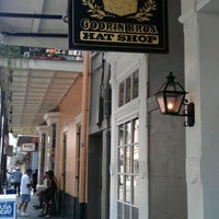 9cdbb184c4160 ... Photo taken at Goorin Bros. Hat Shop - French Quarter by Sean M. on ...