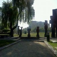 10/23/2011에 Chongo님이 Parque de las Esculturas에서 찍은 사진