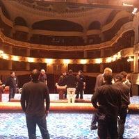 6/28/2012 tarihinde Felipe C.ziyaretçi tarafından Teatro Municipal de Santiago'de çekilen fotoğraf