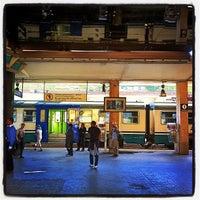 Das Foto wurde bei Stazione La Spezia Centrale von Richard J B W. am 5/24/2012 aufgenommen