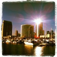 Das Foto wurde bei Embarcadero Marina Park South von Adam S. am 3/4/2012 aufgenommen