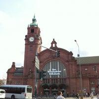Post Wiesbaden Bahnhof