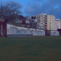 Снимок сделан в Мемориальный комплекс «Берлинская стена» пользователем Nastya P. 1/5/2012