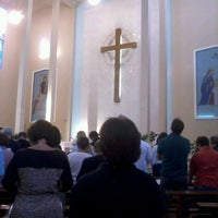 6/3/2012 tarihinde Caroline P.ziyaretçi tarafından Igreja Santa Rita de Cássia'de çekilen fotoğraf
