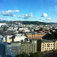 Foto tirada no(a) Radisson Blu Scandinavia Hotel por Loic L. em 8/10/2012