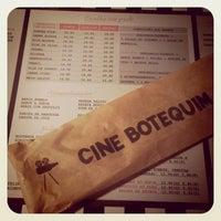 Foto tirada no(a) Cine Botequim por Luciana F. em 7/17/2012