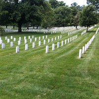 Photo prise au Arlington National Cemetery par Brenda N. le5/20/2012