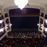 5/11/2012 tarihinde Juan Manuel T.ziyaretçi tarafından Teatro Municipal de Santiago'de çekilen fotoğraf