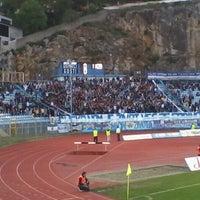 Das Foto wurde bei NK Rijeka - Stadion Kantrida von Luca Skiki G. am 5/6/2012 aufgenommen
