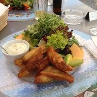 Das Foto wurde bei Restaurant Die Waid von Per M. am 8/11/2012 aufgenommen