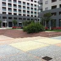 """Foto scattata a Piazza Delpiano da Andrea """"Axell"""" T. il 8/16/2011"""