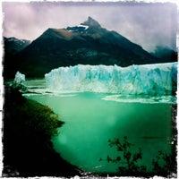 Foto tomada en Administración Parque Nacional Los Glaciares por Gioacchino F. el 3/5/2012