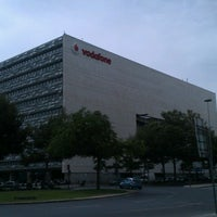 Vodafone Portugal Office In Parque Das Nacoes - Vodafone-head-office-portugal