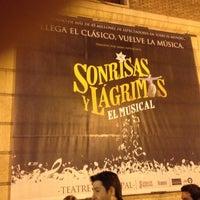 Photo prise au Teatre Principal par Juan E. le2/25/2012