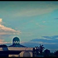Masjid Lapangan Terbang Sultan Abdul Aziz Shah Mosquee A Subang
