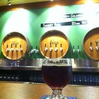 Снимок сделан в Cascade Brewing Barrel House пользователем emuchico W. 4/28/2012