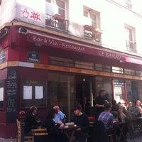 3/15/2012 tarihinde xavierziyaretçi tarafından Le Barav'de çekilen fotoğraf