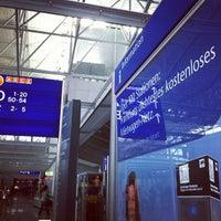4/16/2012 tarihinde Aleyda S.ziyaretçi tarafından Terminal 2'de çekilen fotoğraf