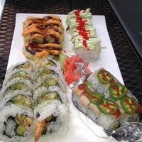 Снимок сделан в Sushi O Bistro пользователем Going Diamond Y. 5/17/2012